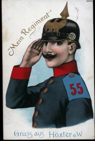 No. 55 soldier
